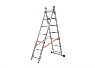 Noleggio scala in alluminio